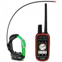 Palmare Alpha 100 e collare TT15 F mini Garmin (Atemos 100 e KT15 mini)