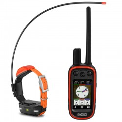 Palmare Alpha 100 e collare T5 mini F Garmin