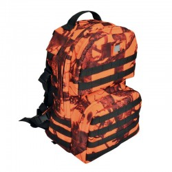 Zaino Ghost Camo Blaze & Black Percussion 40L